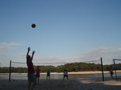 """Beachvolleybal """"La Playa Blanca"""" is er voor iedereen!"""