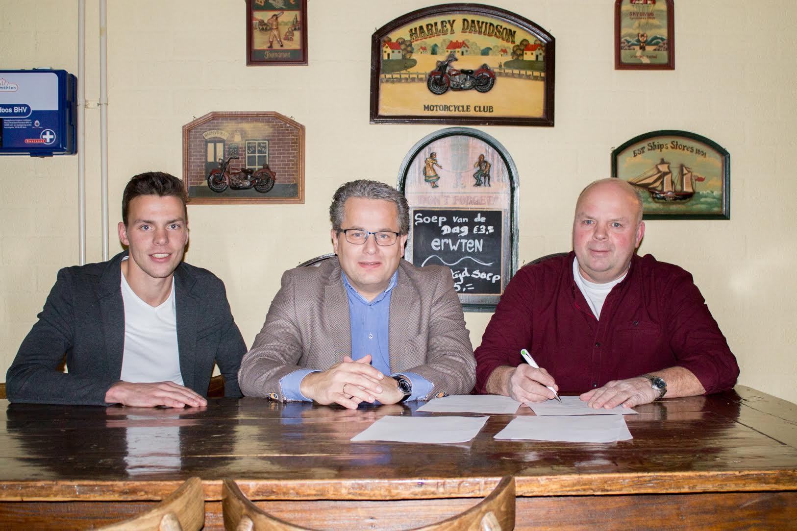 De Greef Diervoeders breidt sponsoring Volleybalvereniging Woudenberg uit