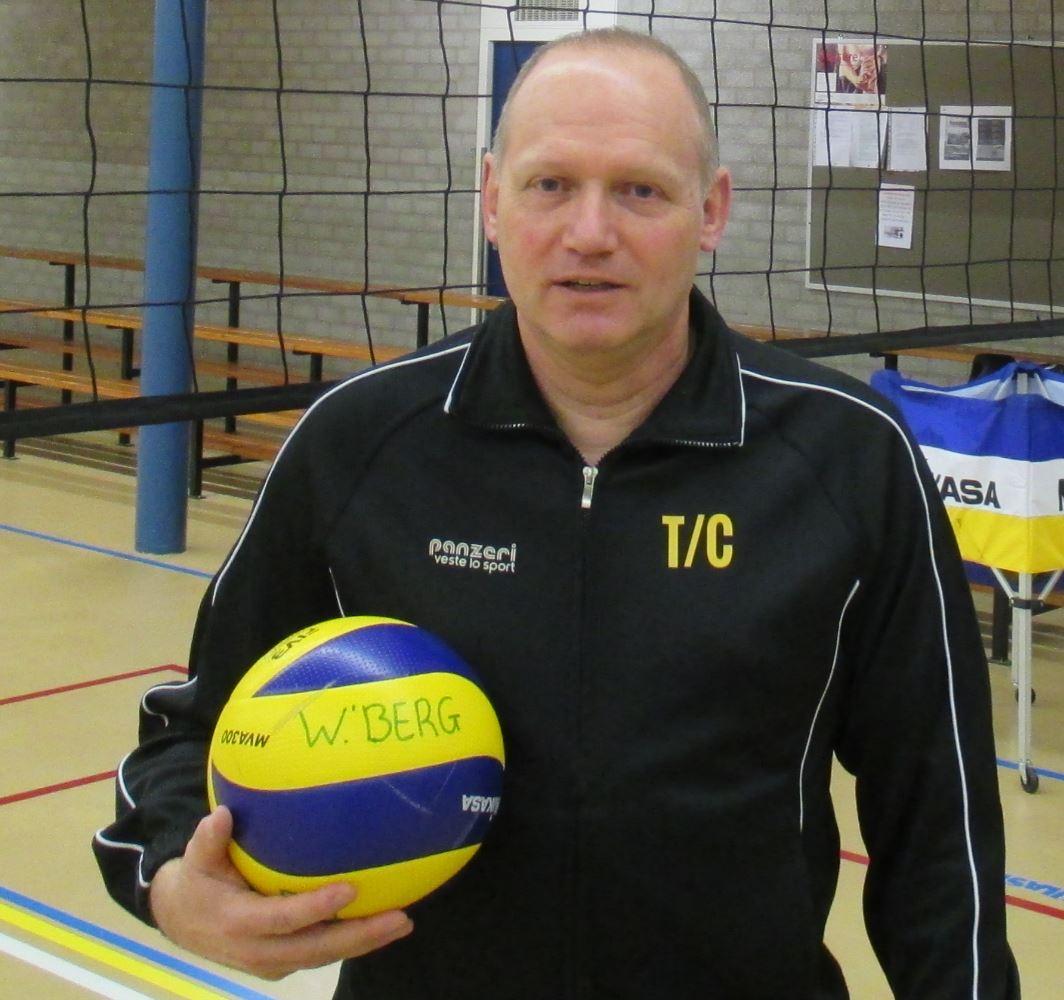 Woudenbergse volleyballers Focus4U klaar voor finale van het seizoen