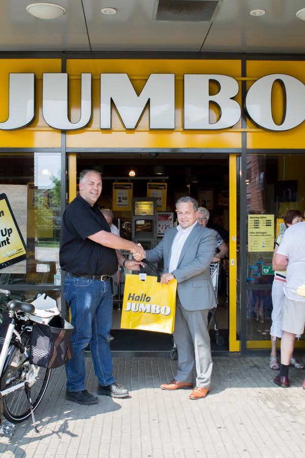 Profiteer van onze actie samen met Jumbo Kolfschoten en steun onze vereniging!