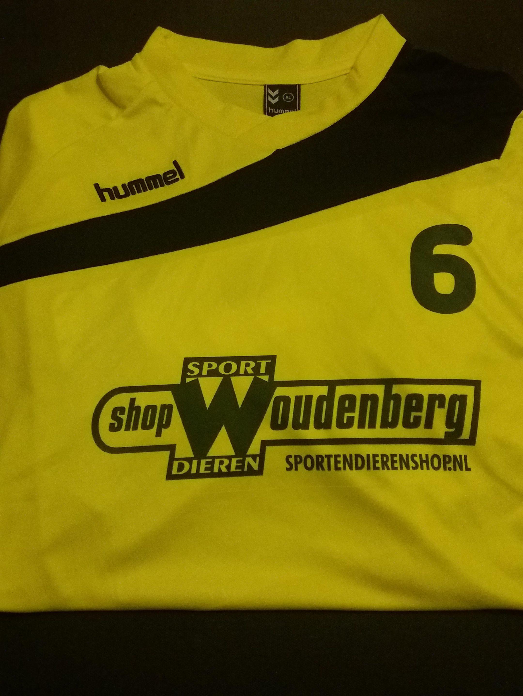 Sport- en Dierenshop Woudenberg/Heren 3 wint voor 2e keer op rij