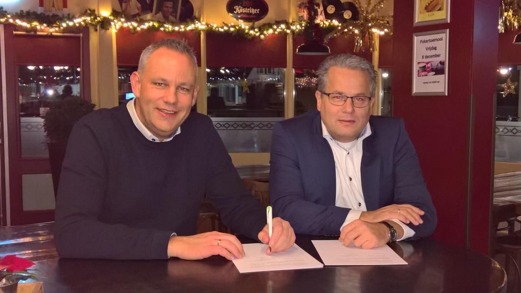 Nieuwe sponsor: Jan Huisman Makelaardij