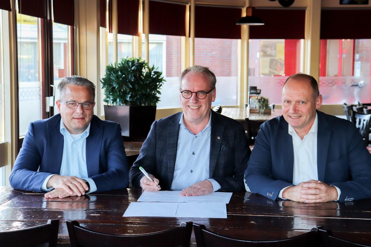 Sponsor Heren 1 (Focus4U) verlengt contract!