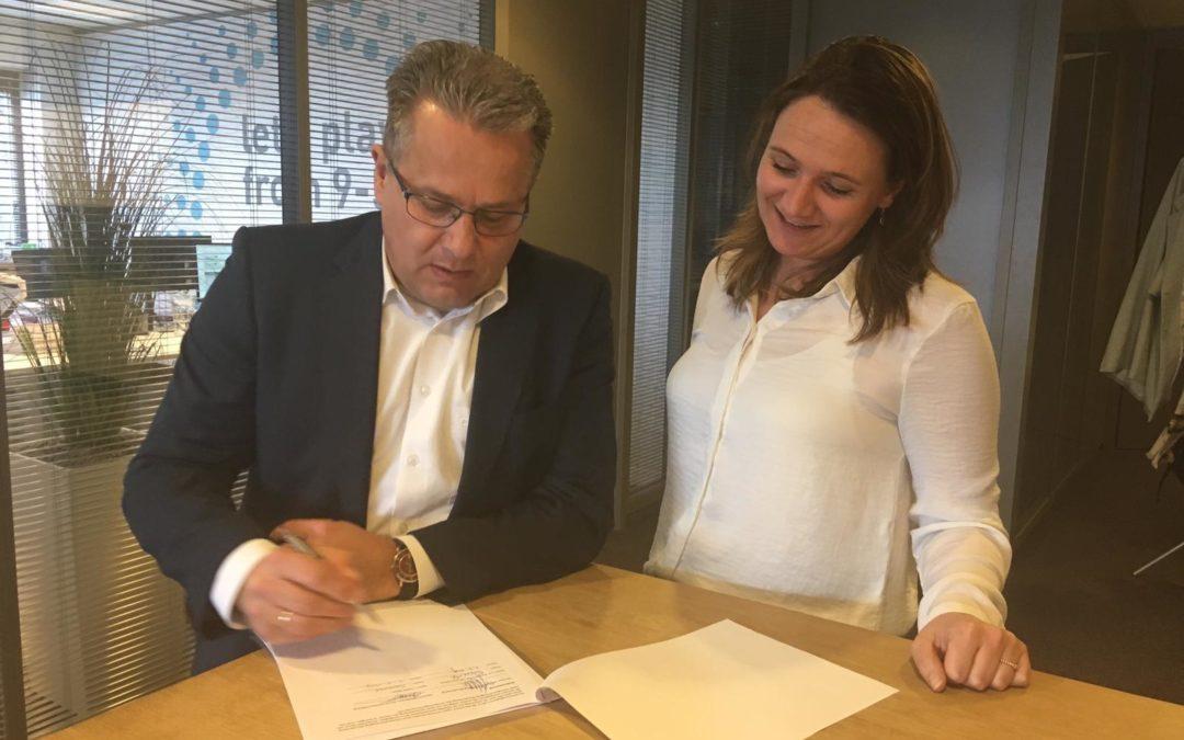 Wij stellen voor: onze nieuwe sponsor Westerduin Groep!