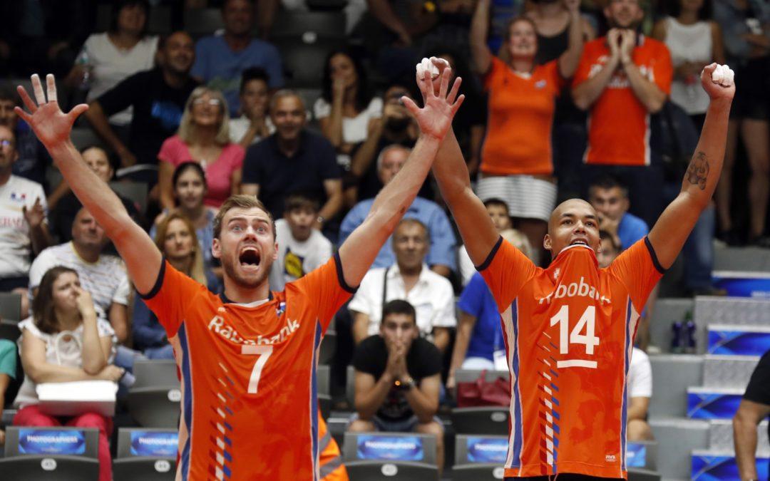 EK volleybal mannen