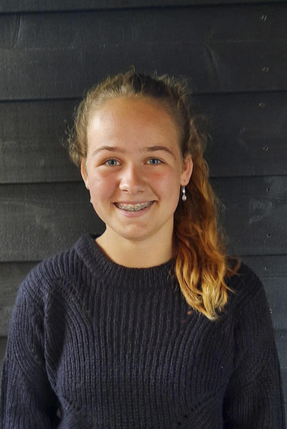 Rosaline van den Berg