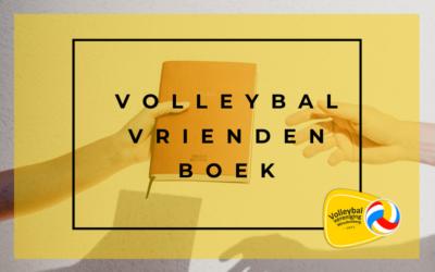 Het volleybalvriendenboek van Lisa van Bezooijen