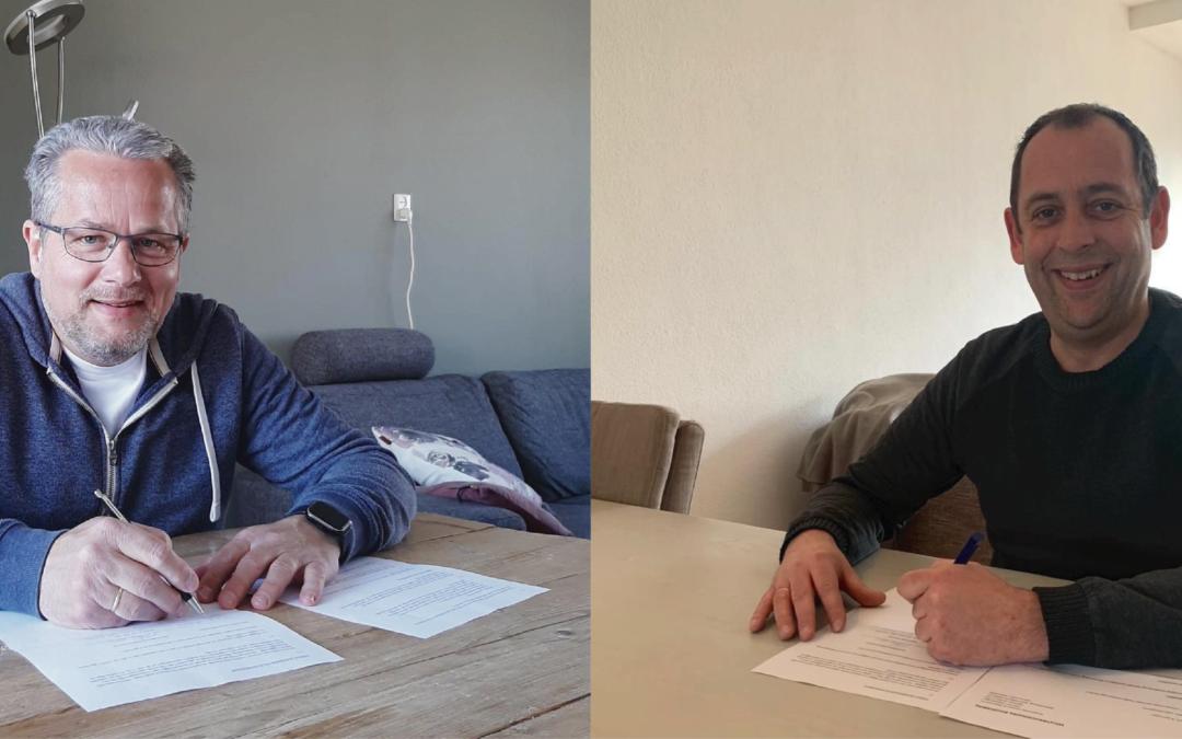 Contractverlenging Erwin Vermeer