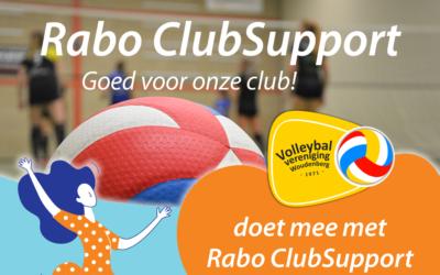 Rabo Clubsupport: we kunnen stemmen!